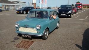 Danish 1959 Mini