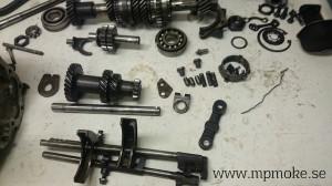 997 Cooper gearbox.