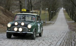 Spring is in Uppsala and Rallycooper is our.