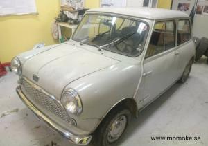 Austin Mini 1959