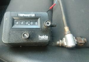 Halda Tripmaster TRM2